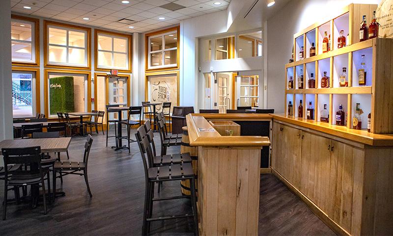 Derby Cafe Bourbon Bar